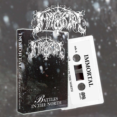 Immortal - Battles in the North TAPE