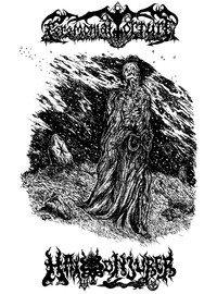 Ceremonial Torture / Hail Conjurer - Split A5 DIGI-CD