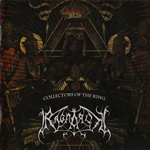 Ragnarok - Collectors of the King CD