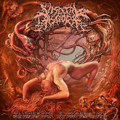 Visceral Disgorge - Slithering Evisceration CD