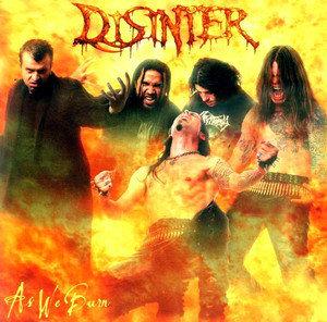 Disinter - As We Burn CD (KS)