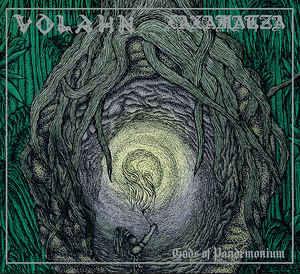 "Volahn / Xaxamatza - Gods of Pandemonium 7""EP (PIC EP)"