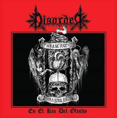 Disorder – En El Río Del Olvido CD