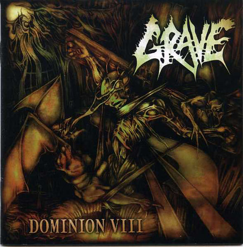 Grave - Dominion VIII CD