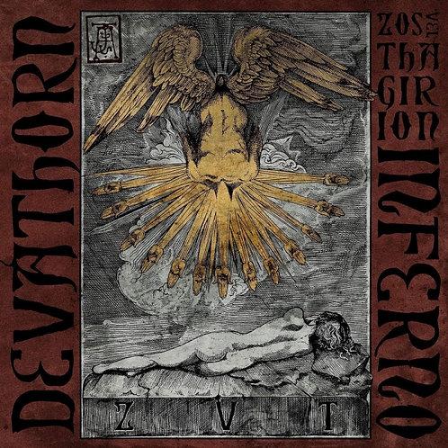 Devathorn / Inferno - Zos Vel Thagirion LP (Gold Vinyl)