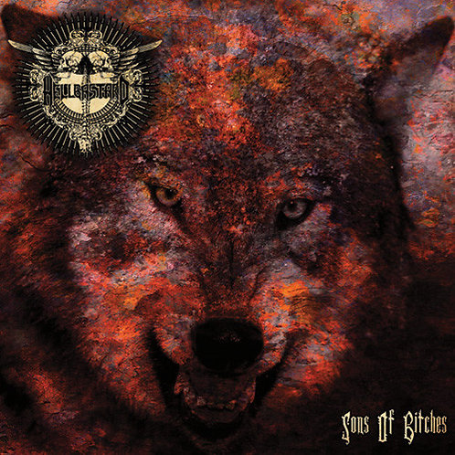 Hellbastard – Sons Of Bitches CD