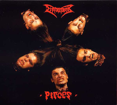 Dismember - Pieces Digi-CD