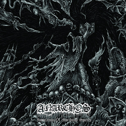 Anarchos - Invocation of Moribund Spirits CD