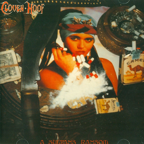Cloven Hoof – A Sultan's Ransom CD