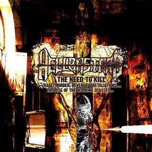 Hellbastard – The Need To Kill... Rage, Murder, Revenge LP