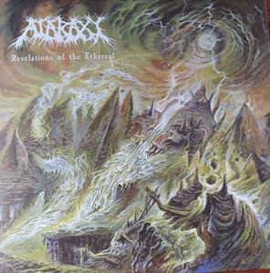Ataraxy - Revelations of the Ethereal LP (Yellow w. Green Splatter Vinyl)