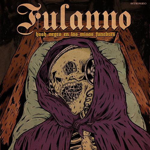 Fulanno - Hash Negro en las Misas Funebres LP (Purple Vinyl) (PRE-ORDER)