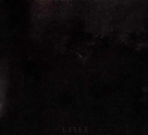 Kaltetod - Leere DIGI-CD