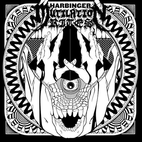 Mutilation Rites - Harbinger LP