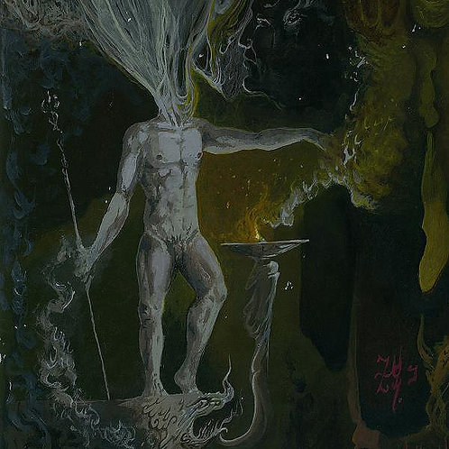 Emme Ya / Shibalba – Witchblood Emanations CD