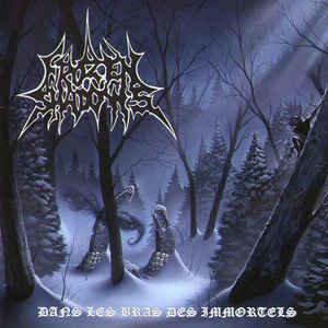 Frozen Shadows - Dans Les Bras des Immortels CD