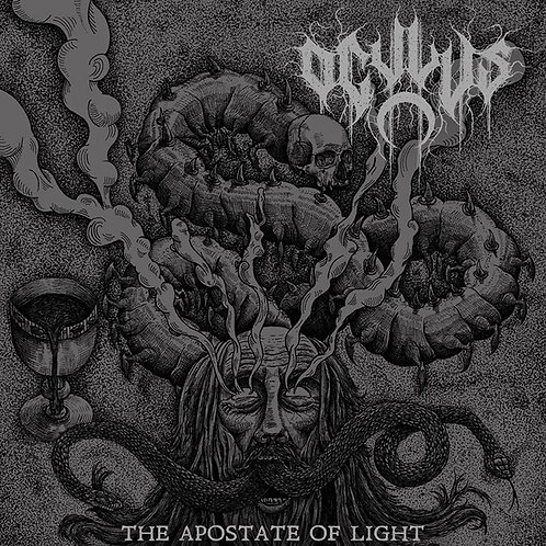 Oculus - The Apostate of Light 2xLP (Black Vinyl)