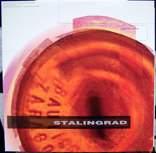 "Stalingrad - Abandonment 10"" EP (Clear Vinyl)"