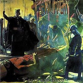 Perunwit - Tears and Blood CD