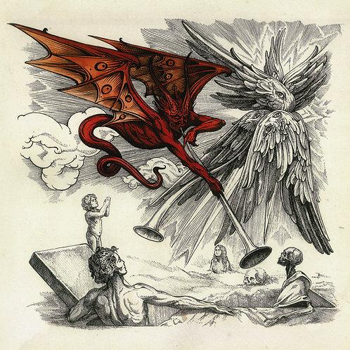 "Mephorash - The Third Woe 7""EP"