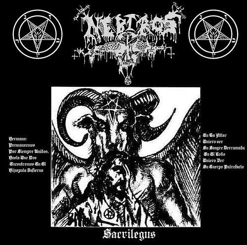 Nebiros - Sacrilegus MLP