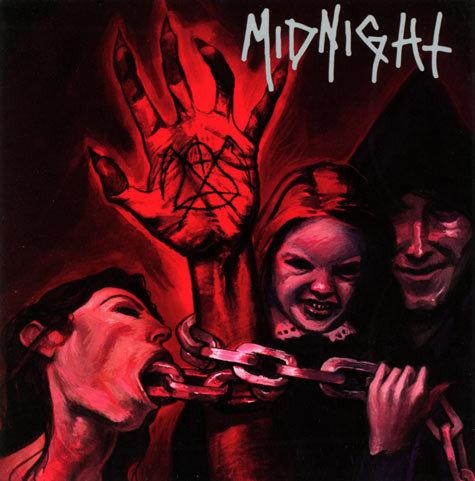 Midnight – No Mercy For Mayhem LP (Splatter Vinyl)