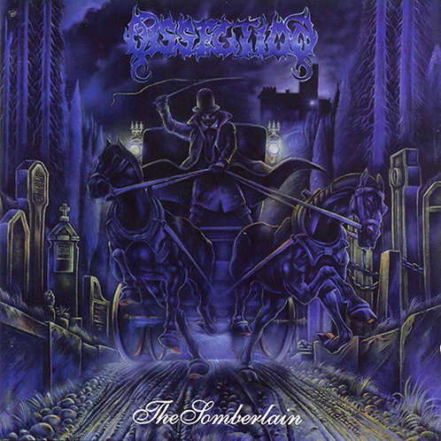 Dissection - The Somberlain 2xCD