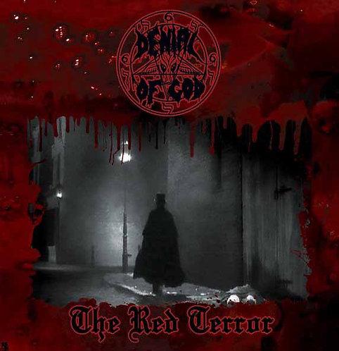 Denial Of God – The Red Terror LP