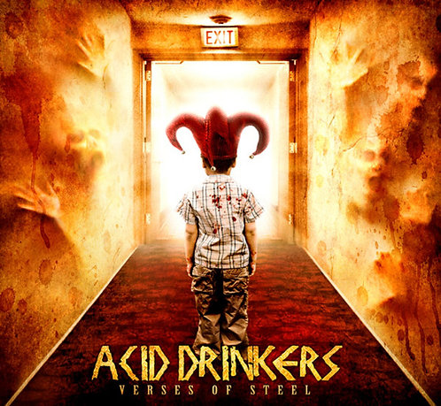 Acid Drinkers - Verses of Steel Digi-CD