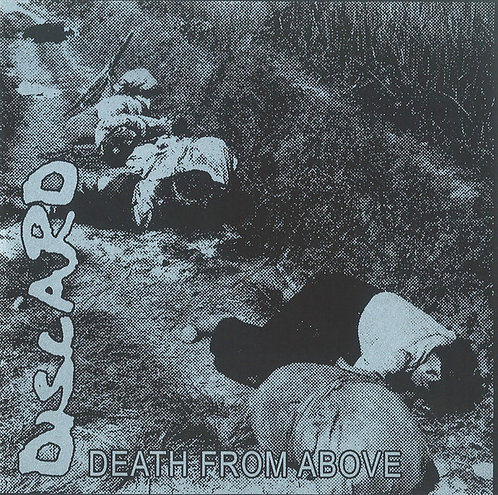"""Discard – Death From Above 7""""EP"""