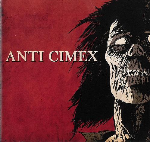 Anti Cimex - Anti Cimex CD