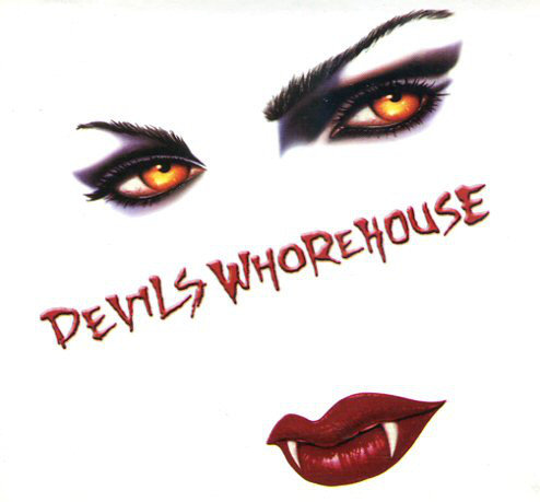 "Devils Whorehouse - The Howling 10""LP"