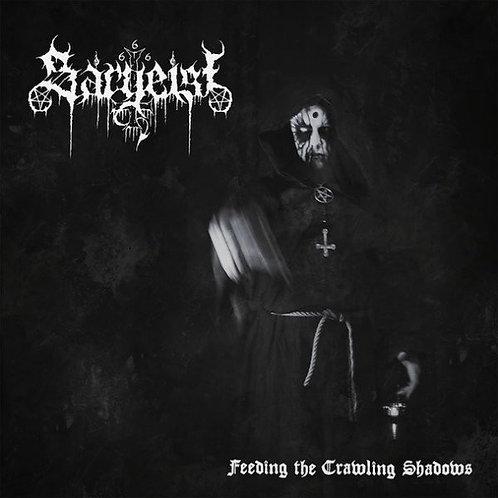 Sargeist – Feeding The Crawling Shadows CD