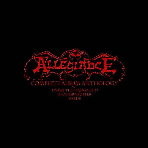 Allegiance - Complete Album Anthology Box Set LP (Regular Version, Black Vinyl)
