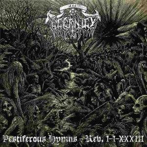 Eternity – Pestiferous Hymns – Rev. I-I-XXXIII LP