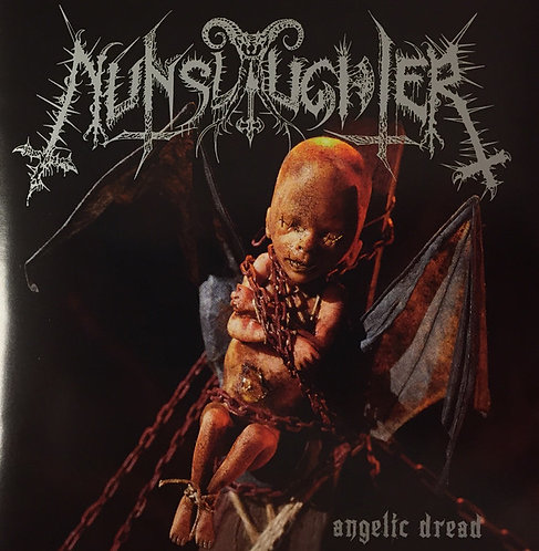 Nunslaughter - Angelic Dread 2xCD
