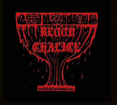 "Blood Chalice - Blood Chalice 10"" LP"