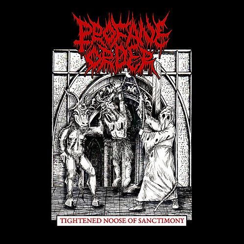 Profane Order – Tightened Noose Of Sanctimony CD