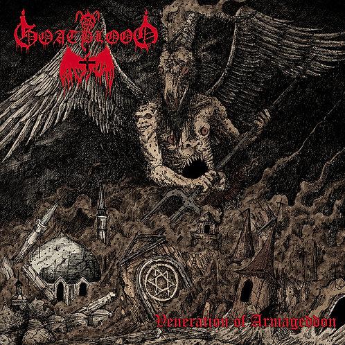Goatblood – Veneration Of Armageddon CD