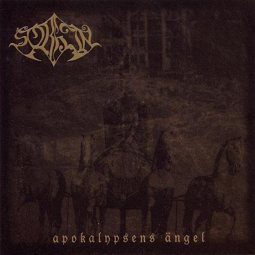 Sorhin - Apokalypsens Ängel CD (Original Shadow Records pressing)