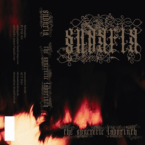 Sudaria – The Syncretic Labyrinth TAPE