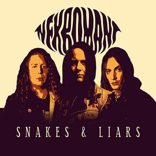 Nekromant - Snakes & Liars DIGI-CD