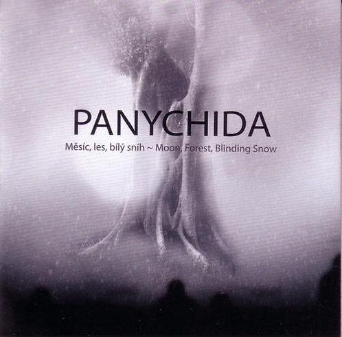 Panychida - Moon, Forest, Blinding Snow CD