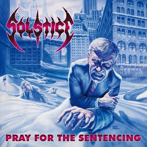 Solstice - Pray for the Sentencing 2xCD