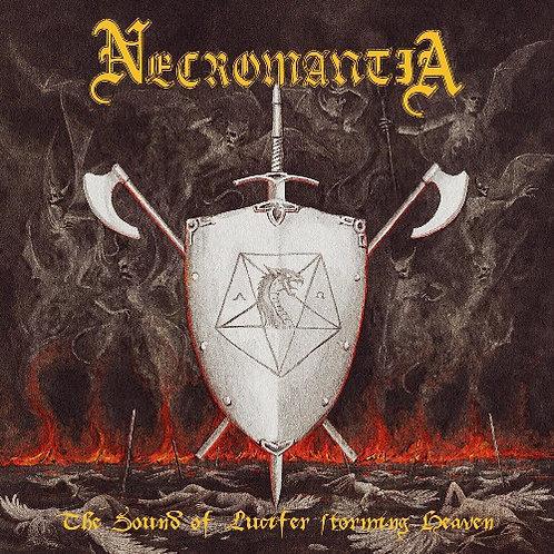 Necromantia - The Sound of Lucifer Storming Heaven LP (Black Vinyl)