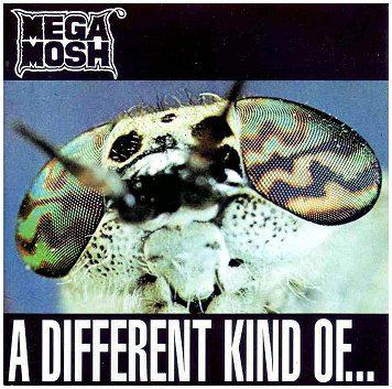 Mega Mosh - A Different Kind Of Meat CD