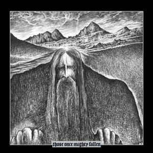 Ildjarn / Hate Forest – Those Once Mighty Fallen CD