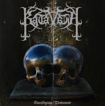 Katavasia – Sacrilegious Testament CD