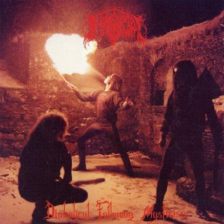 Immortal - Diabolical Fullmoon Mysticism LP (Black Vinyl)