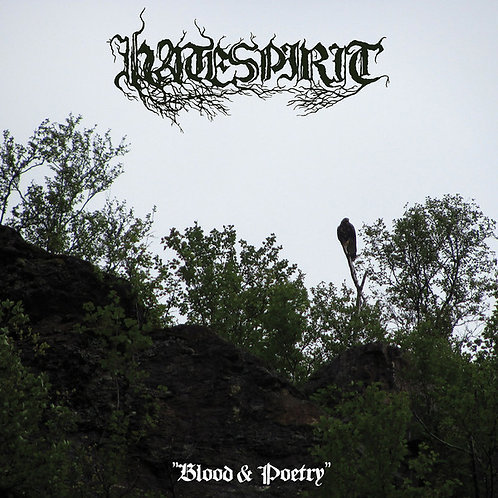Hatespirit – Blood & Poetry CD